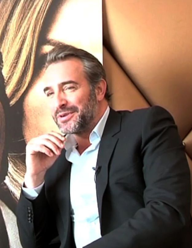 Jean Dujardin : l'interview espion