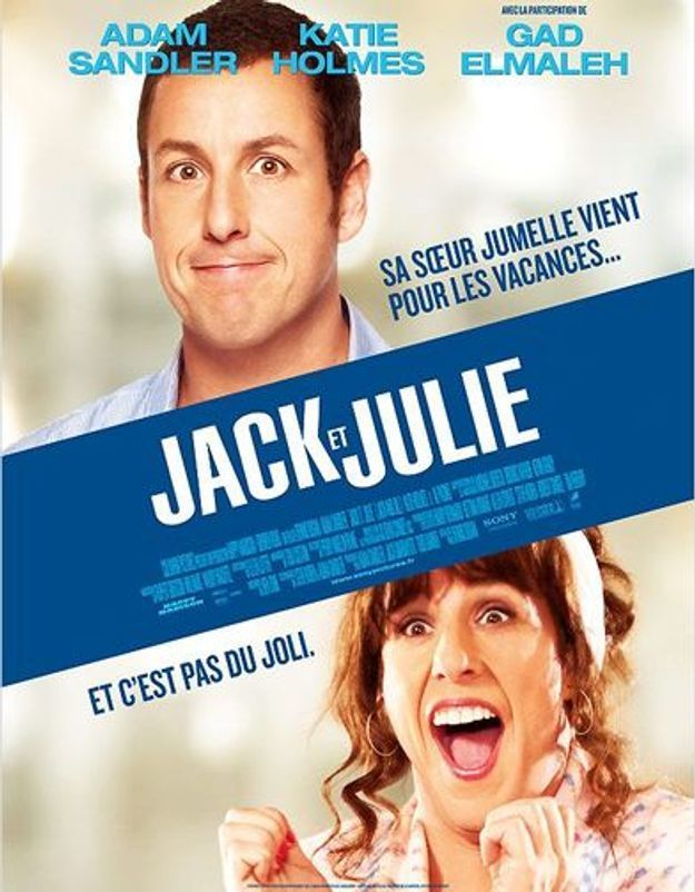 [VIDEO] Exclu : le making-of de « Jack et Julie », comédie américaine
