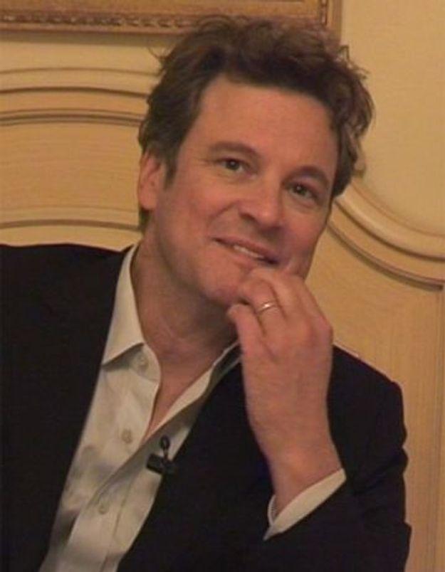 [VIDEO] Interview : Colin Firth class !