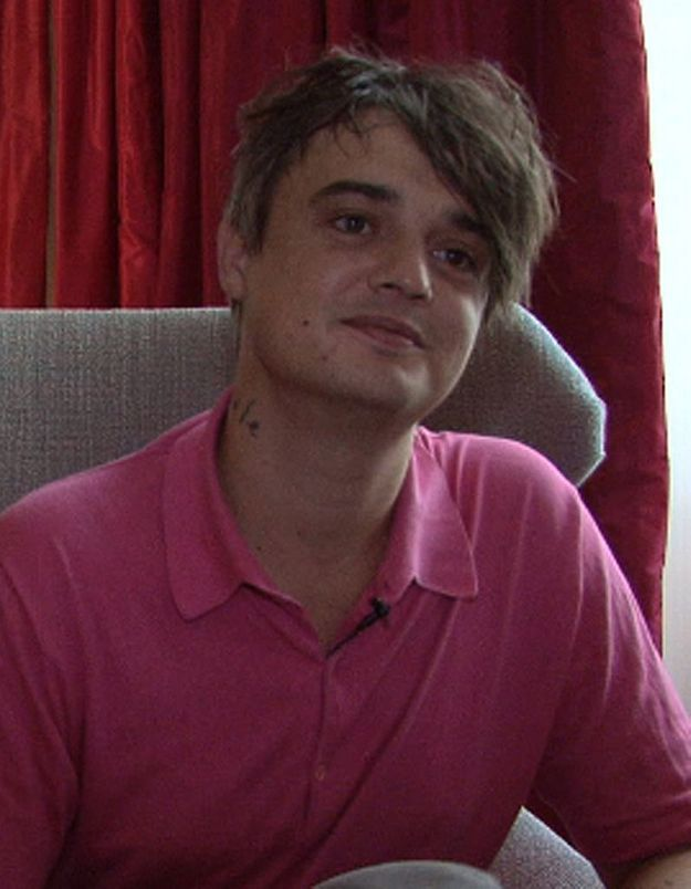 [VIDEO] Peter Doherty : confession d'un acteur amoureux
