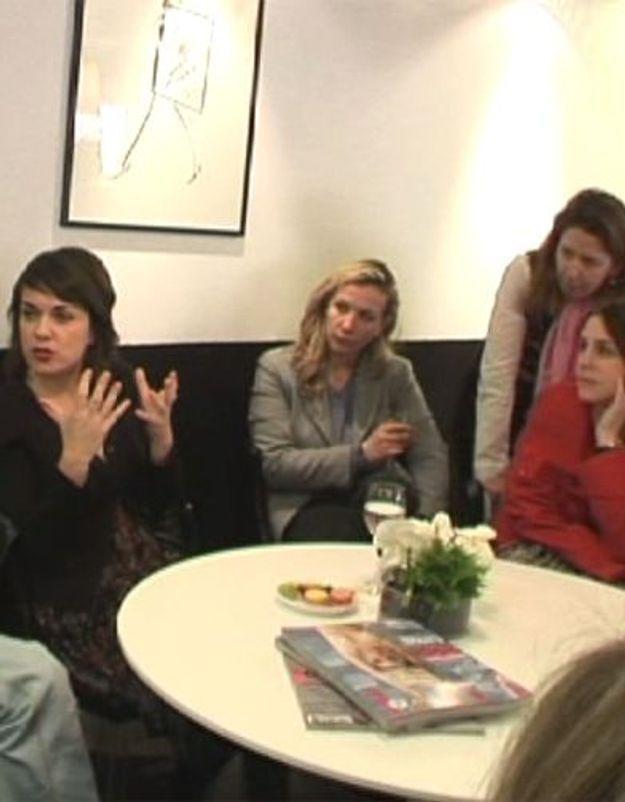 Grand Prix des lectrices 2010 : quand les auteurs et les jurées se rencontrent