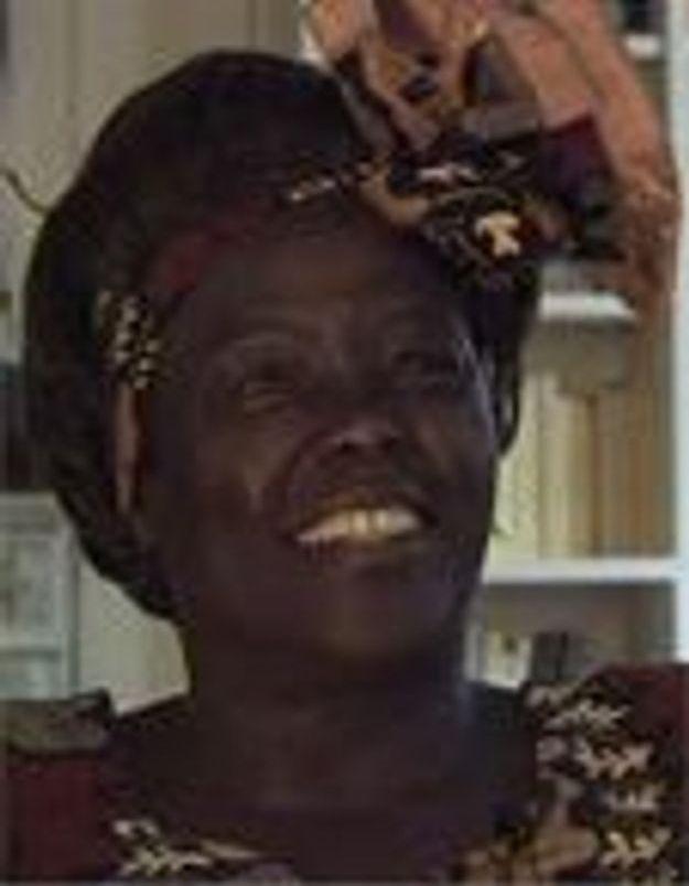 Interview de Wangari Maathai