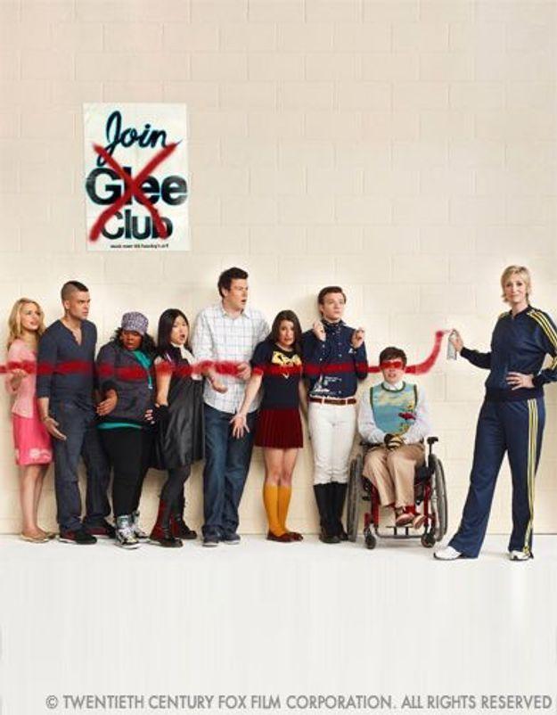 Glee : rencontre avec les acteurs