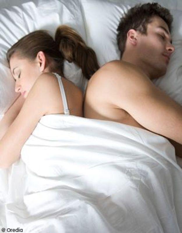 En vacances, le sommeil l'emporterait sur le sexe…