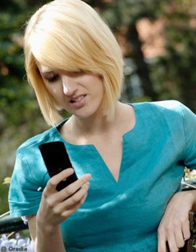 Infidèles, gare aux SMS !