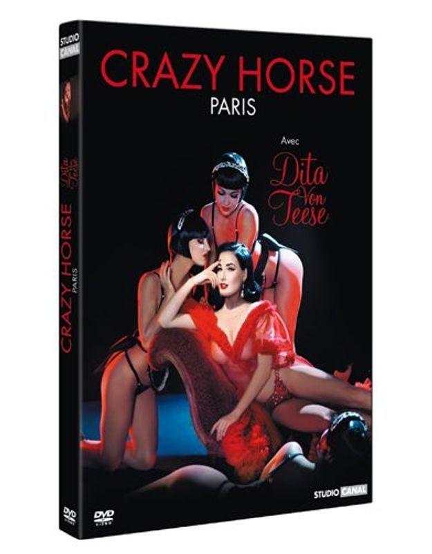 Le show sensuel de Dita Von Teese au Crazy Horse