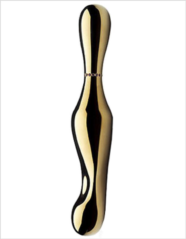 Un sex-toy qui vaut de l'or…