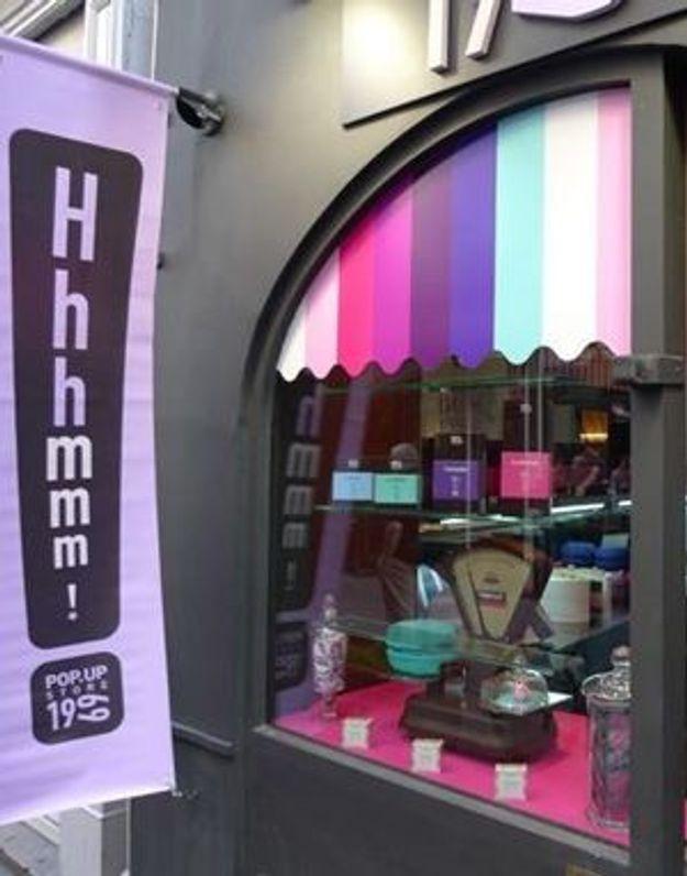 Une boutique éphémère dédiée au sexe !