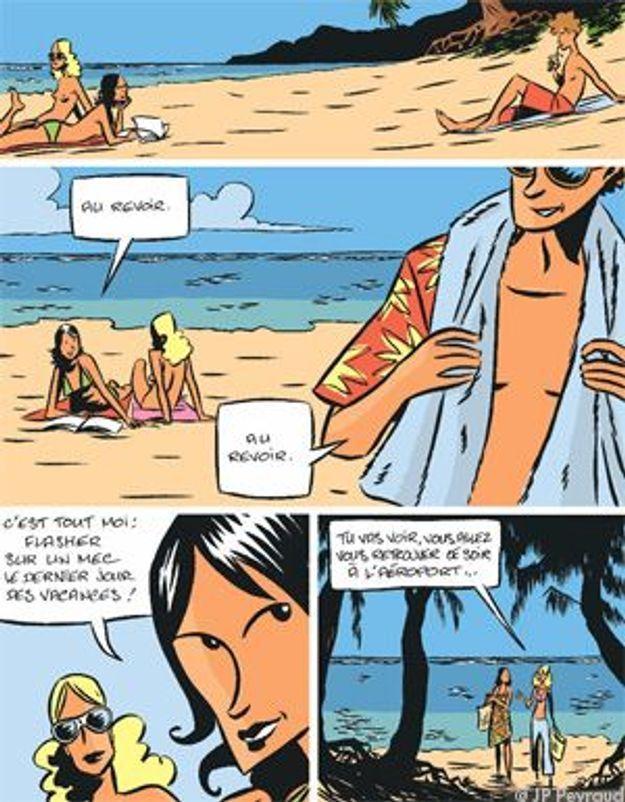 """""""Ca s'est passé sur la plage, le dernier jour..."""""""