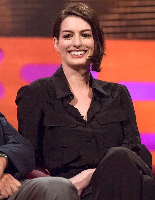 Le conseil d'Anne Hathaway : ne pas craindre les nouvelles expériences