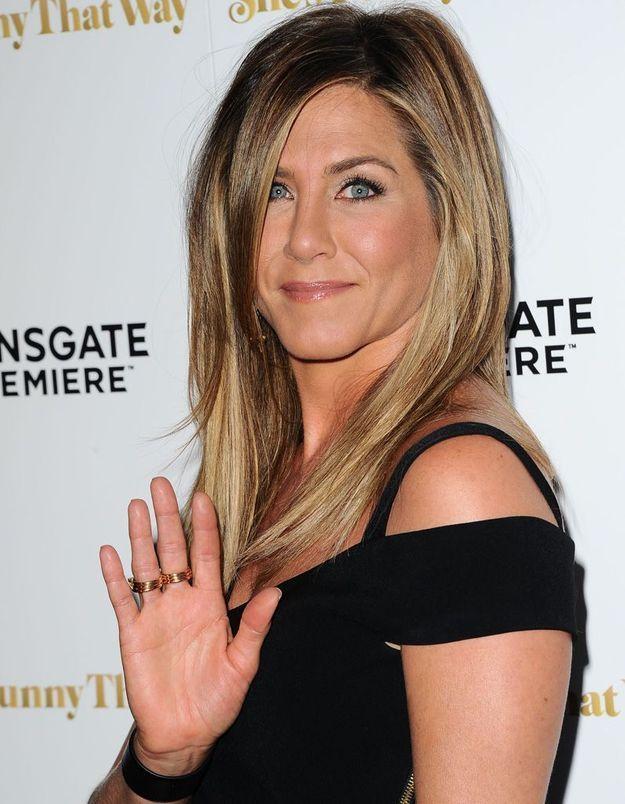 Le conseil de Jennifer Aniston : accepter les moments de douleur
