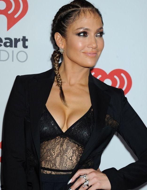 Le conseil de Jennifer Lopez : rester optimiste !