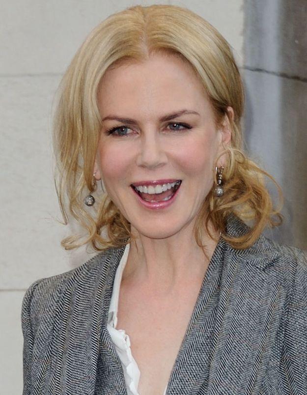 Le conseil de Nicole Kidman : ne pas réveiller les sentiments