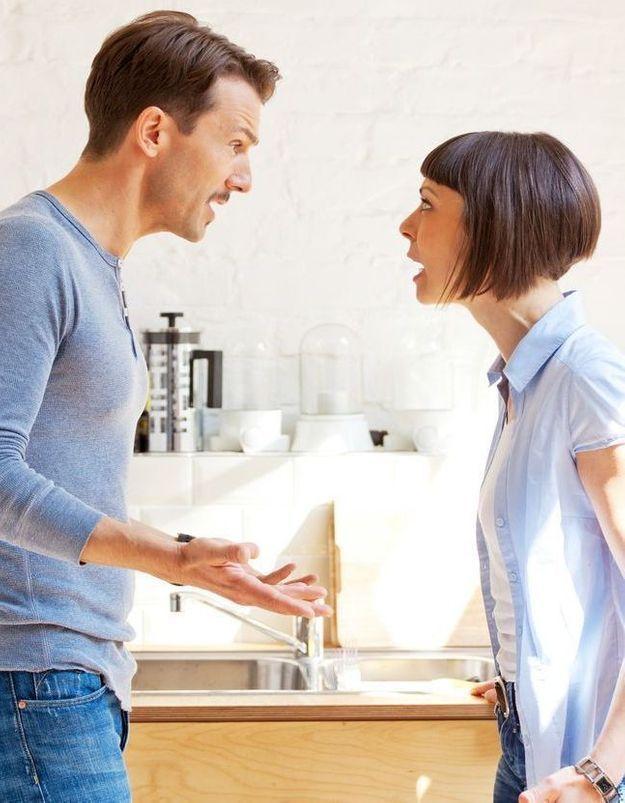 Les phrases à ne surtout pas prononcer quand on est en couple
