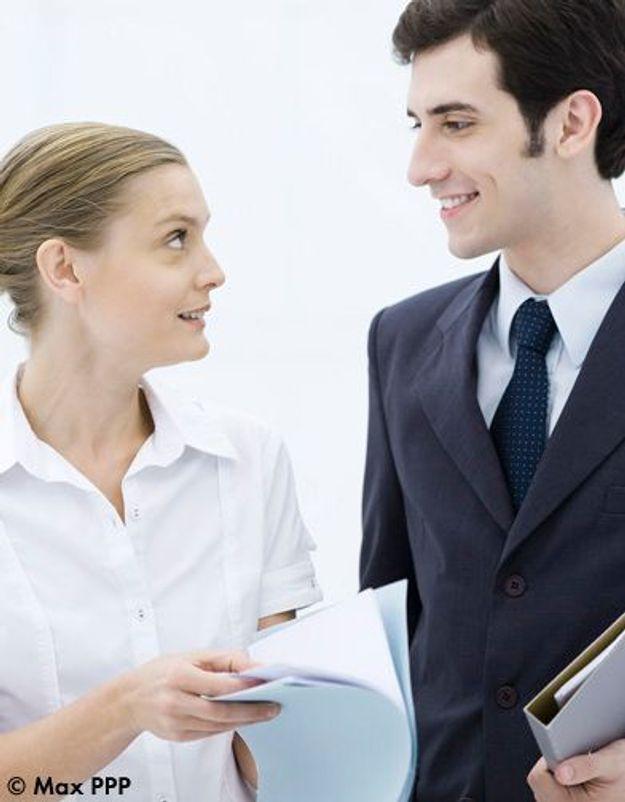23 % des liaisons au travail se concrétisent par un mariage