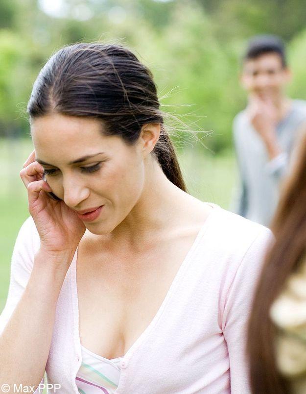 81% des femmes infidèles connectées à leur amant en vacances