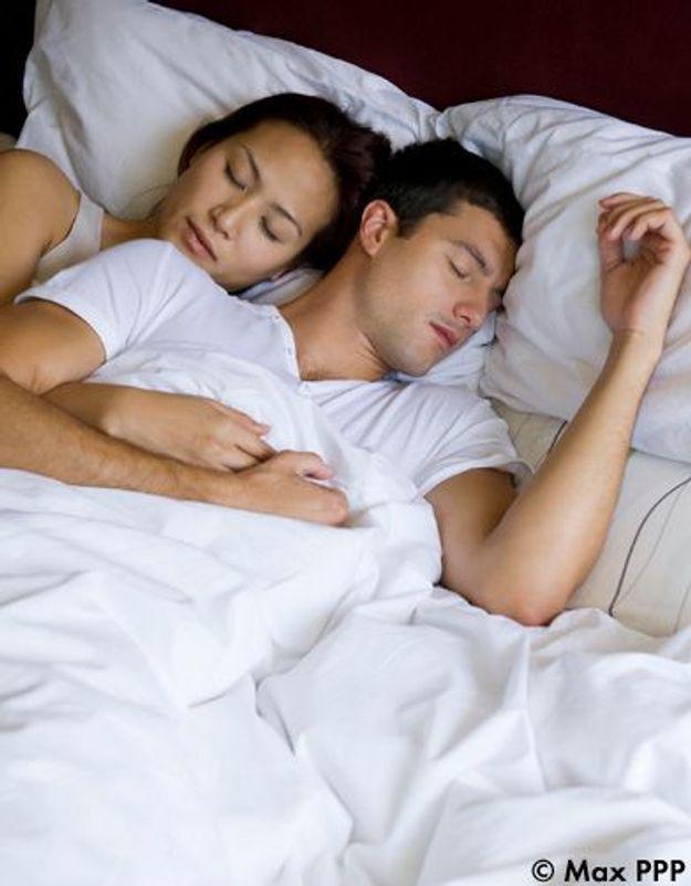 Au lit, préférez la place de gauche !