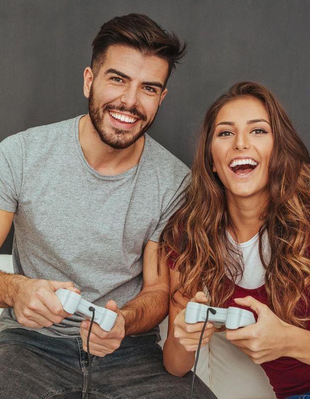 Les fans de jeux vidéos sont de meilleurs amants, et c'est scientifiquement prouvé