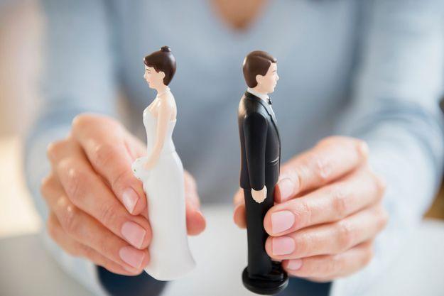 Divorcera, divorcera pas ? L'indice qui permet de prédire la fin du mariage