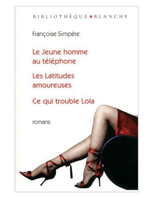 Erotisme : les meilleurs romans de Françoise Simpère réédités