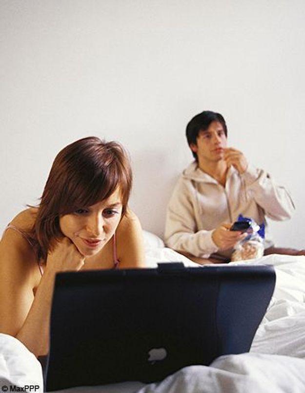 Facebook, coupable d'un divorce sur cinq