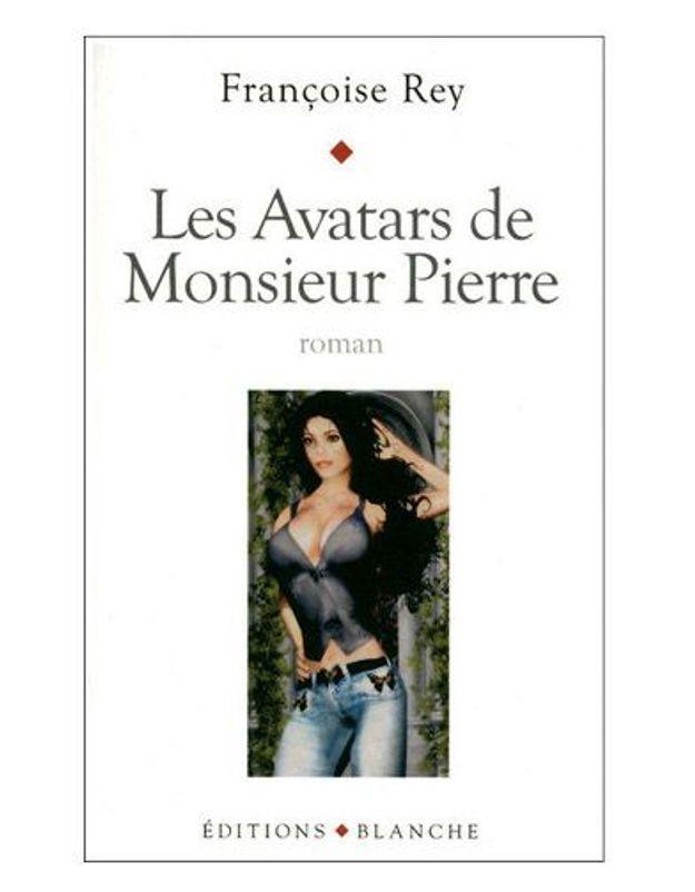 Françoise Rey revient avec un nouveau roman érotique