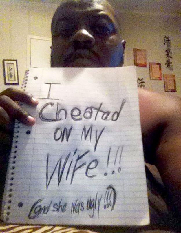Infidélité : il publie son mea culpa sur Facebook