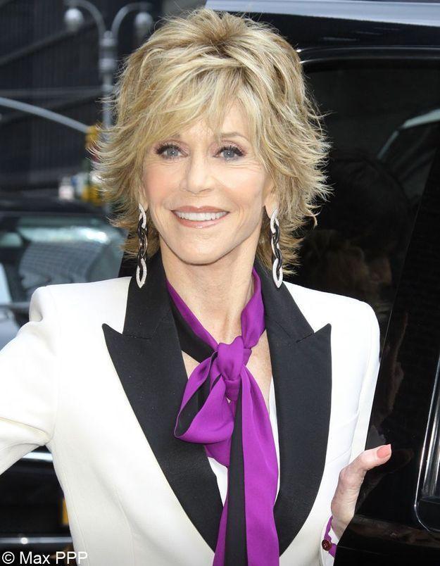 Jane Fonda : « Il n'y a pas d'âge pour connaître l'extase au lit ! »