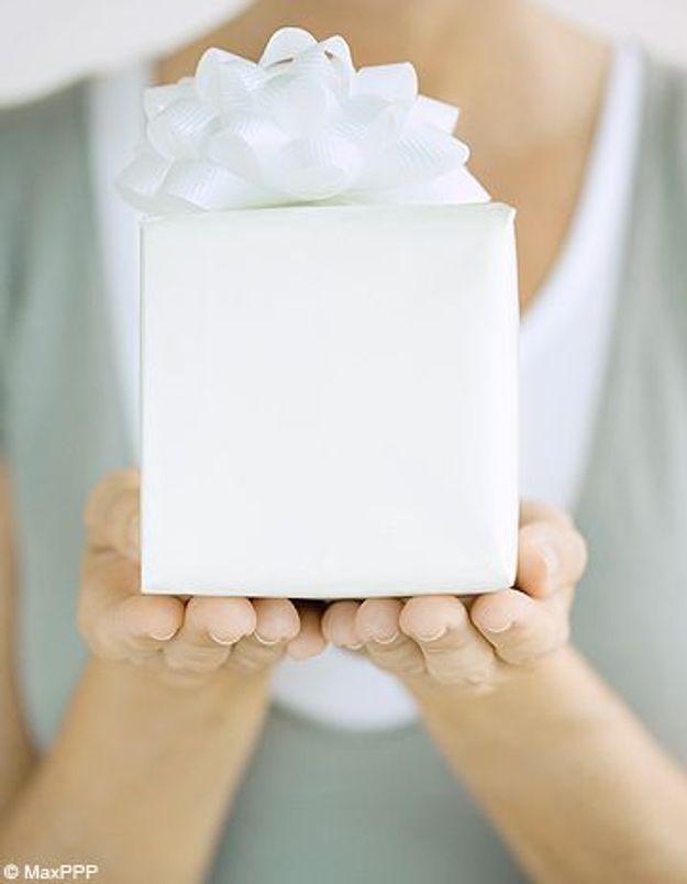 Le top 3 des cadeaux à éviter en couple