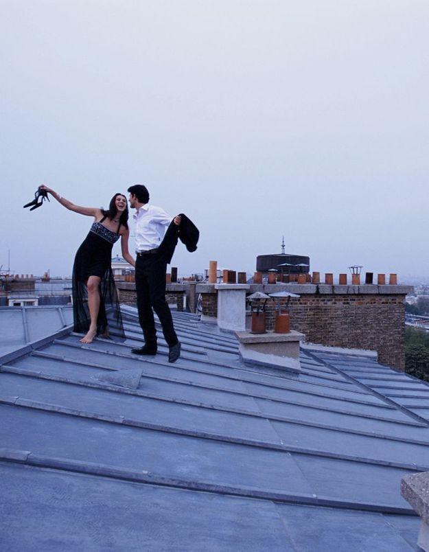 Paris : la ville des amoureux fête la Saint-Valentin