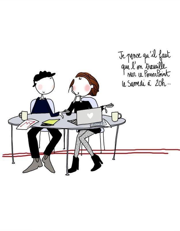 Témoignages : « Notre histoire d'amour a commencé... au bureau »