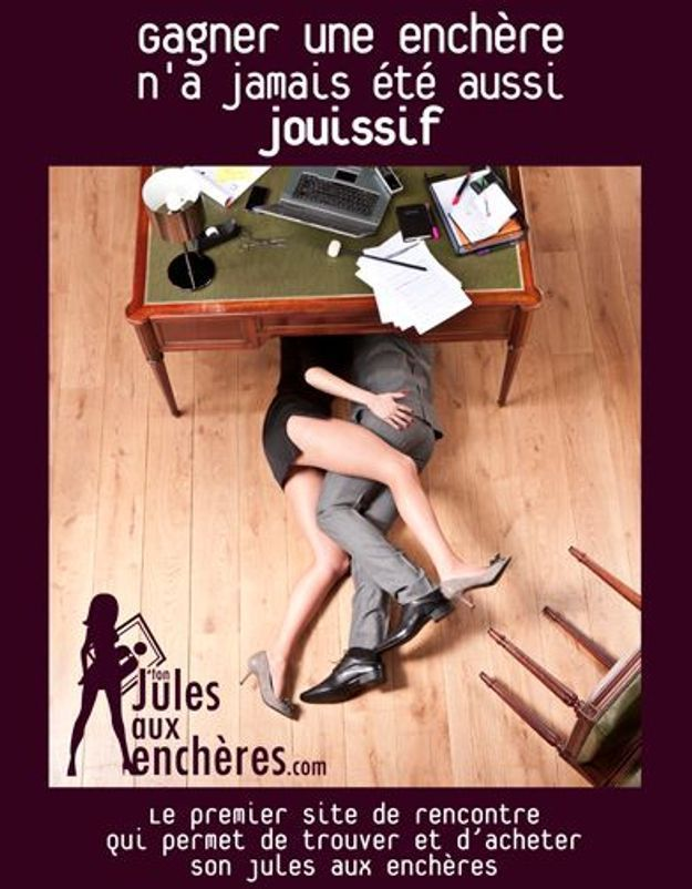 « Ton Jules aux enchères » !