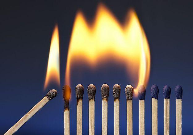 Rêves liés au feu