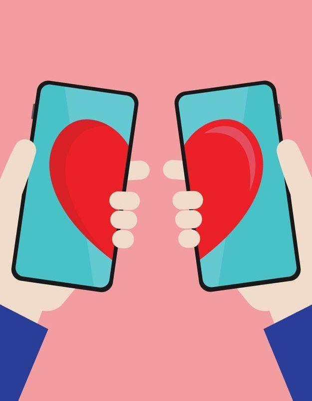 Tomber amoureux sans se voir ? C'est (presque) possible