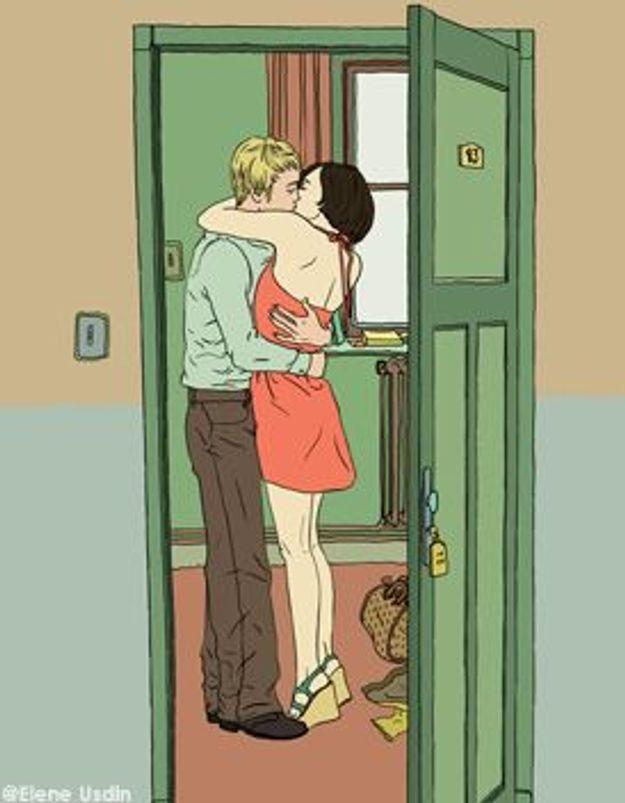 Mon ex-mari est devenu mon amant !