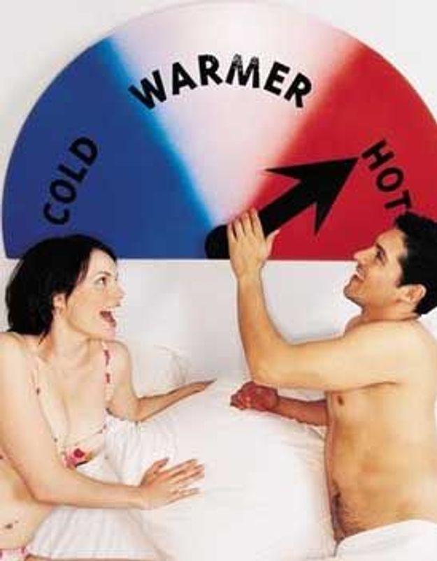 Les hommes atteignent l'orgasme plus rapidement que les femmes