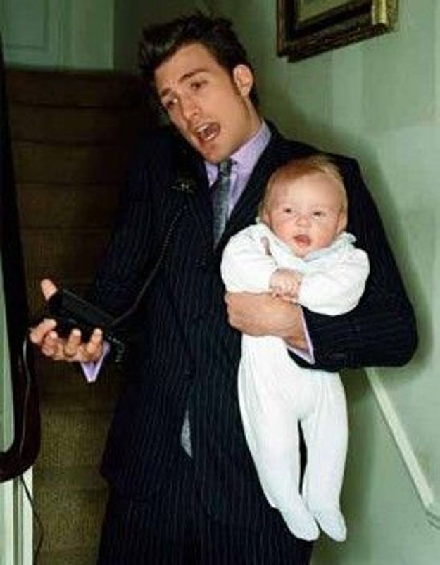 Boulot et bébé, les pères aussi galèrent