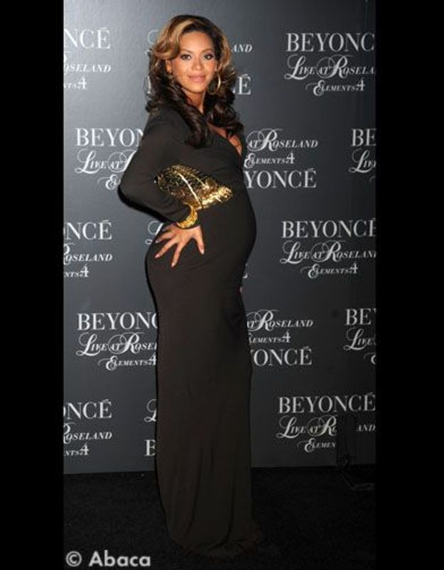 1 beyonce enceinte fashion