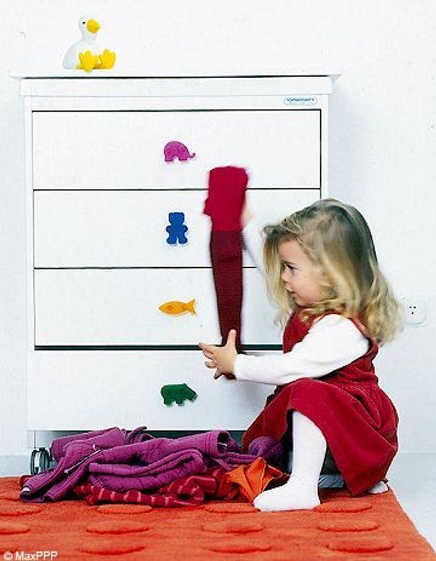 Comment lui apprendre à ranger sa chambre?