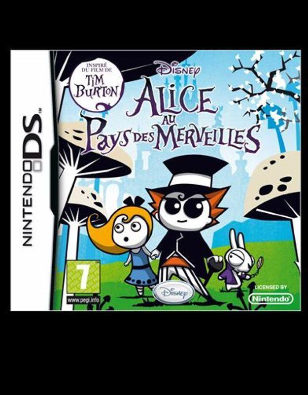 On a testé le jeu « Alice au pays des merveilles » sur DS