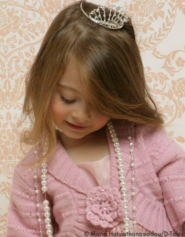 Au secours, ma fille est une princesse...