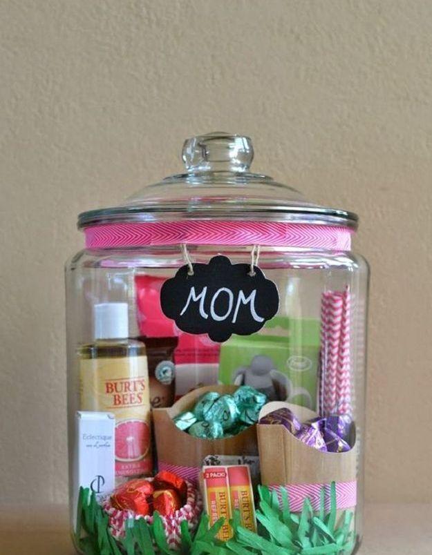 Cadeau fête des mères à faire soi-même insolite