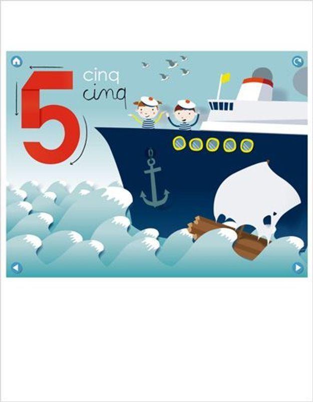 Apprendre à compter sur iPad : un jeu d'enfants