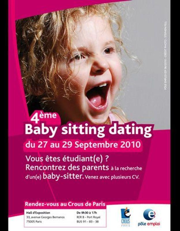 Baby Sitting Dating : le bon plan pour trouver un(e) nounou