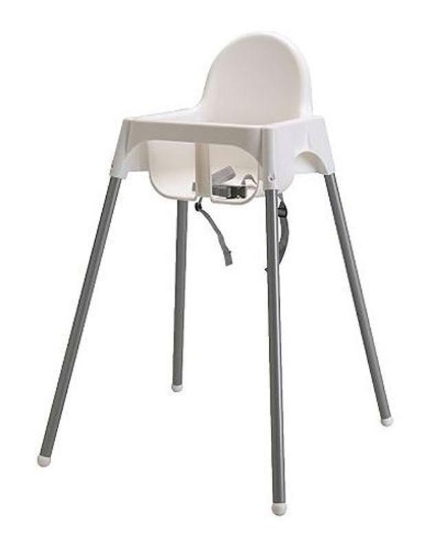 Chaises Hautes Ikea Rappelle Un Lot De Ceintures De