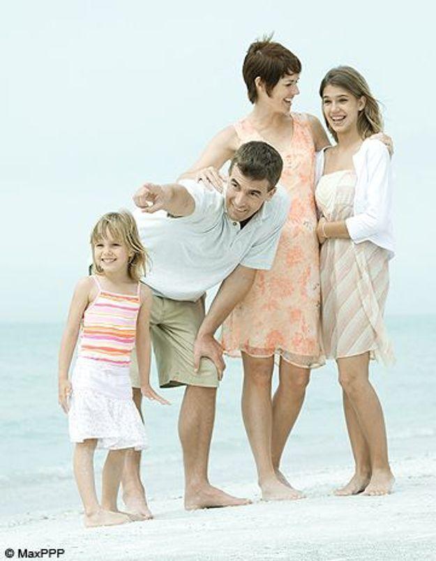 Des vacances en famille pour la majorité des 11-16 ans