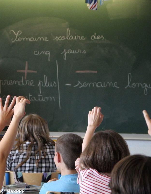 Ecole : quelle répartition pour les 1000 nouveaux postes ?