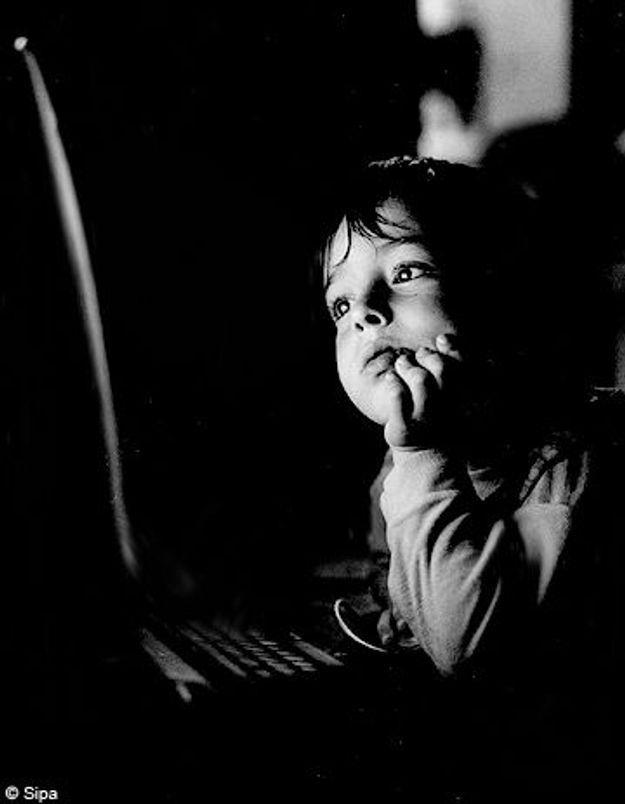Facebook : 4% des enfants inscrits ont moins de 6 ans
