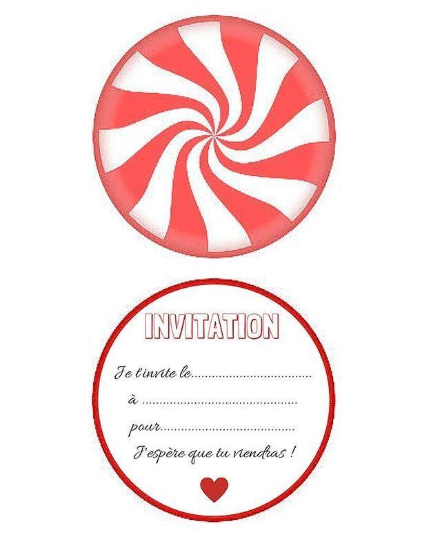 Invitation pas chère