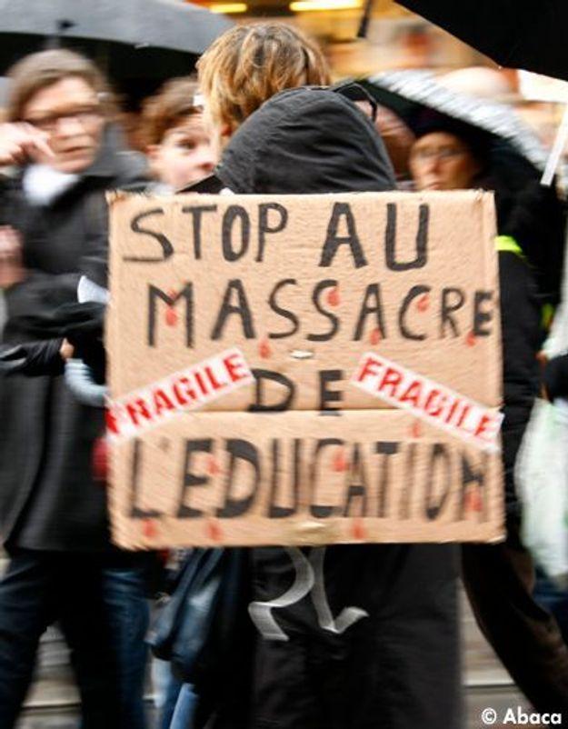 L'enseignement privé fera aussi grève avec le public